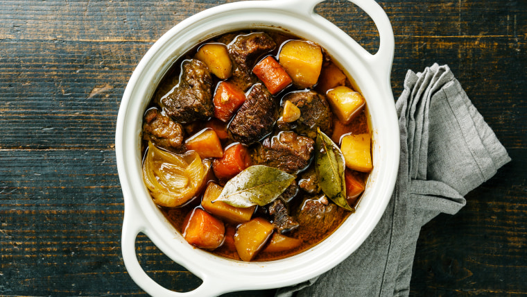 Scottish Stout Stew