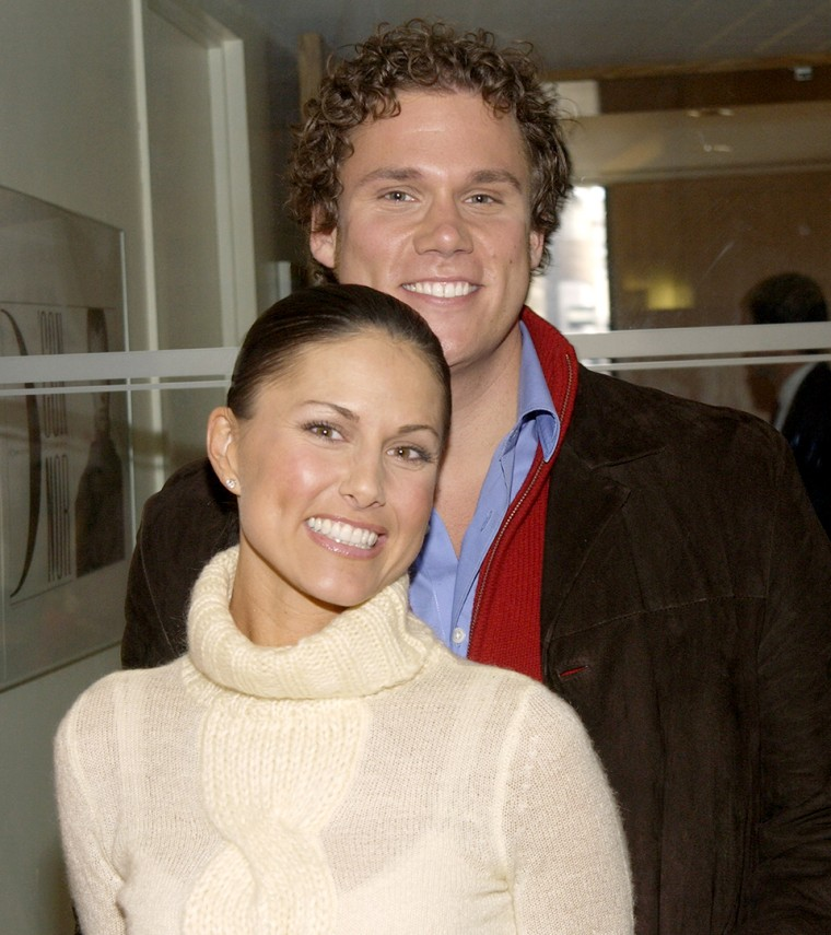 """""""The Bachelor"""" Bob Guiney and Estella Gardinier Attend Luncheon in Their Honor Hosted by US Magazine"""