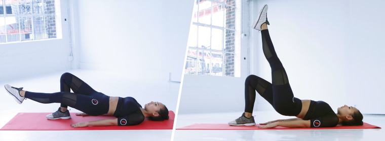 3 exercises to tone your glutes