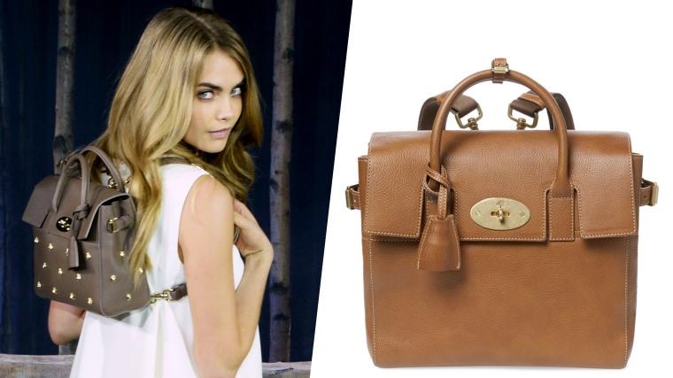 Cara Delevigne - Mulberry Cara Delevingne Bag