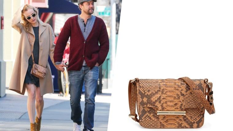 Diane Kruger - Jason Wu Diane shoulder bag