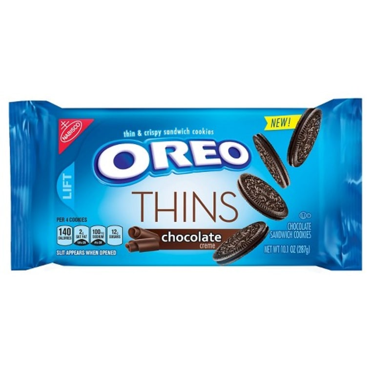Oreo Thins Chocolate