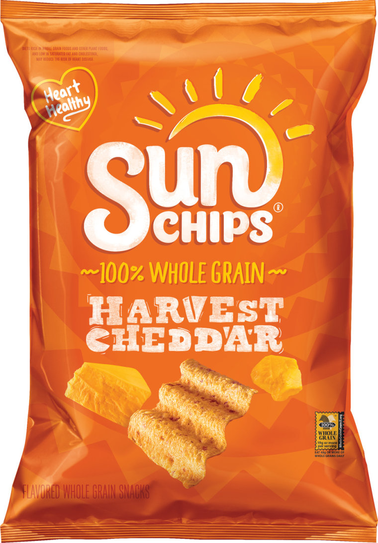 Sun Chips Harvest Cheddar