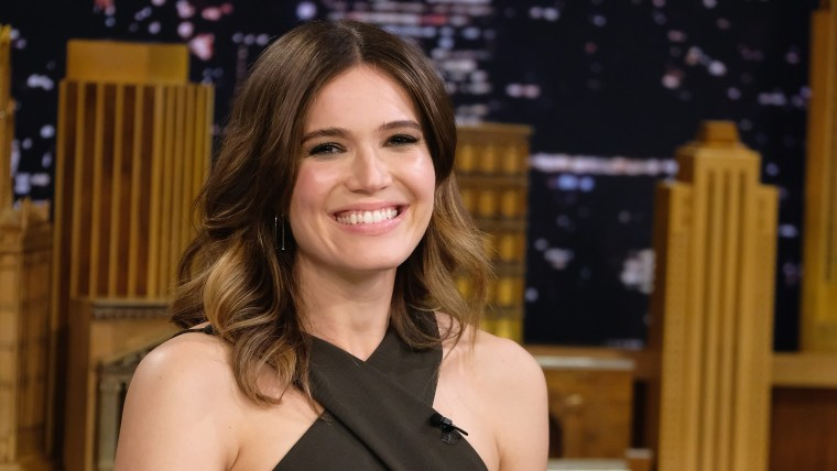 "Mandy Moore Visits ""The Tonight Show Starring Jimmy Fallon"""