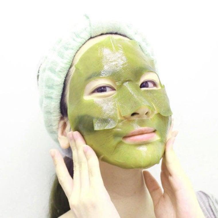 Sea Kelp Mask