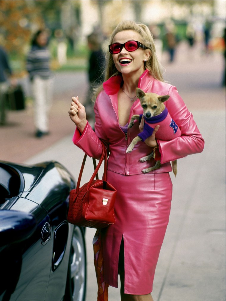 Who wouldn't love to see Reese Witherspoon playing Elle Woods again?
