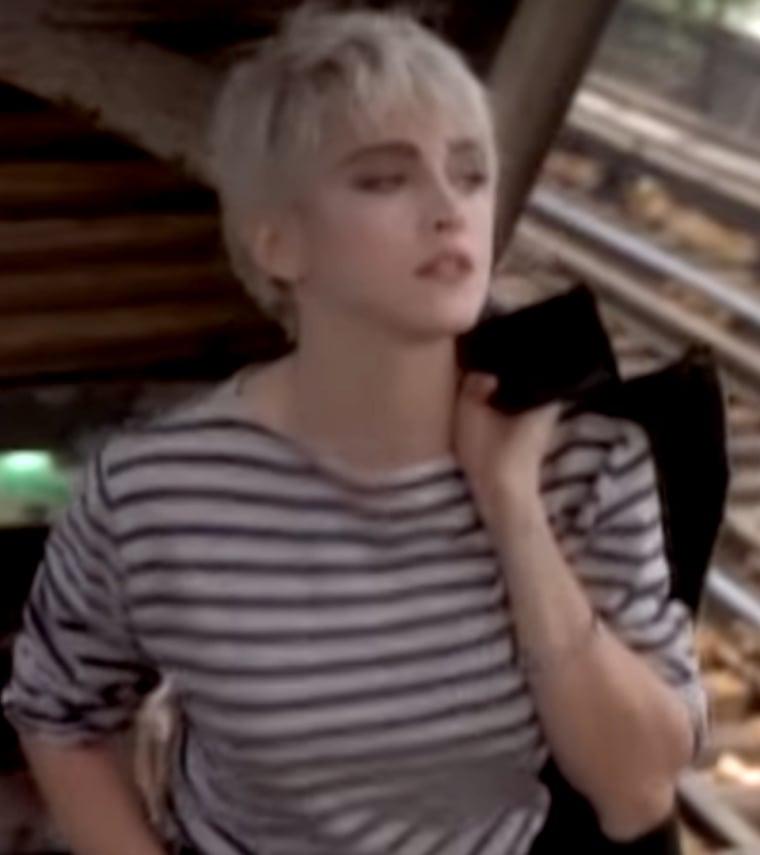 Whos That Girl Paris Jackson Is Madonnas Double In New Harpers Bazaar Photos-6710