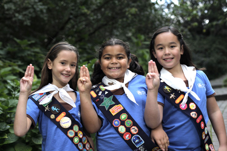 Image: Girl Guides of Canada