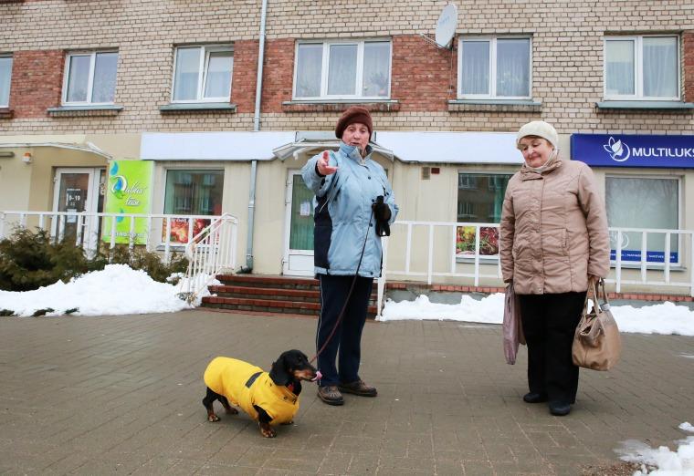 Image: Maria Godtevq and Tatiana Makarova