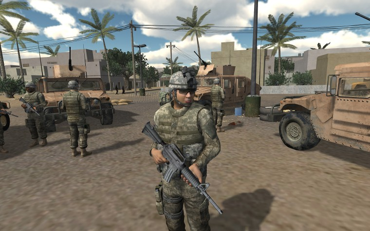 9986cb9f51ea How Virtual Reality Is Helping Heal Soldiers With PTSD