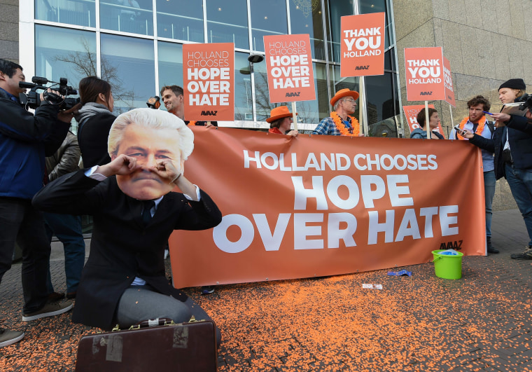 Geert Wilders' Party Struggles In Dutch Election. What's