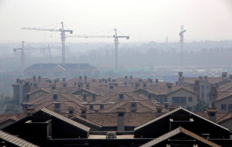 Image: China Tianjin construction