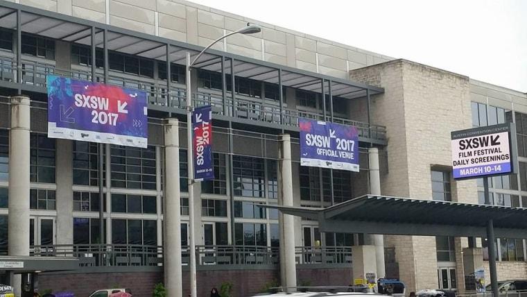 SXSW 2017 venue.