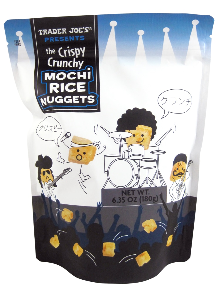 Trader Joe's Mochi Rice Nuggets