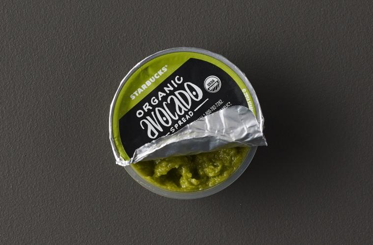 Starbucks avocado spread