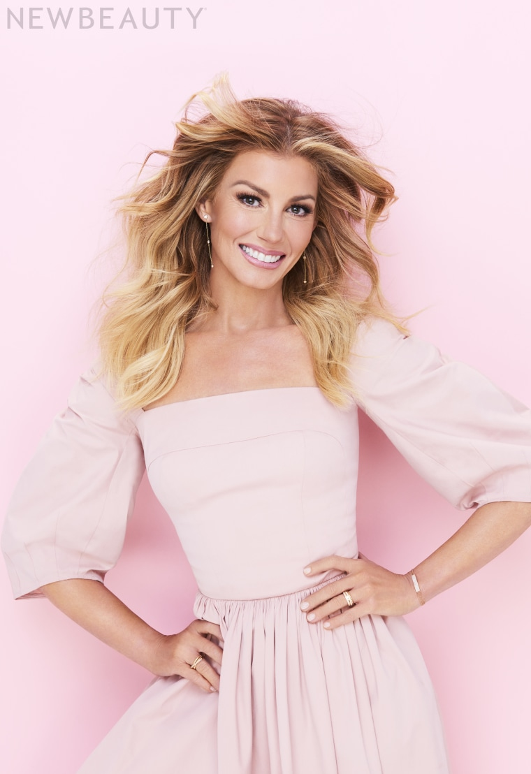 Faith Hill NewBeauty Magazine