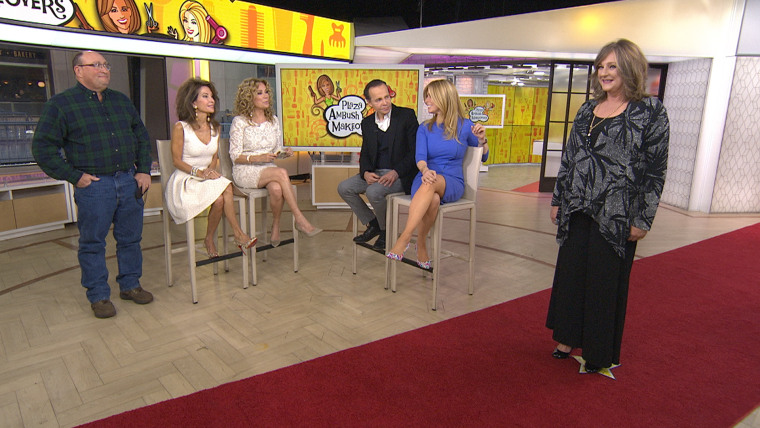 Kay Sutterfield's Ambush Makeover on TODAY