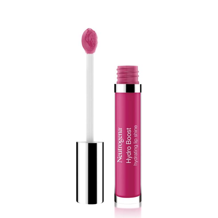 Neutrogena Hydro Boost Hydrating Lip Shine in Vibrant Raspberry