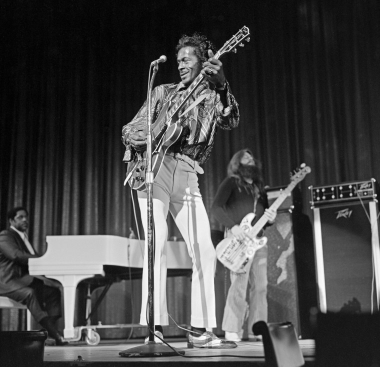 Image: Chuck Berry dies at age 90