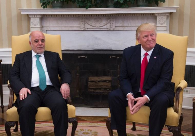 Image: US-IRAQ-POLITICS