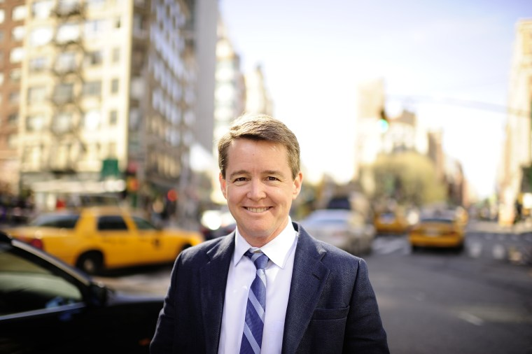 Mel Wymore is a candidate for New York City Council