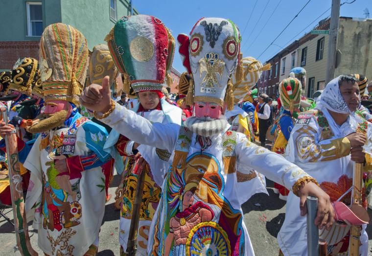 GREATER PHILADELPHIA TOURISM MARKETING CORPORATION EL CARNAVAL DE PUEBLA EN FILADELFIA