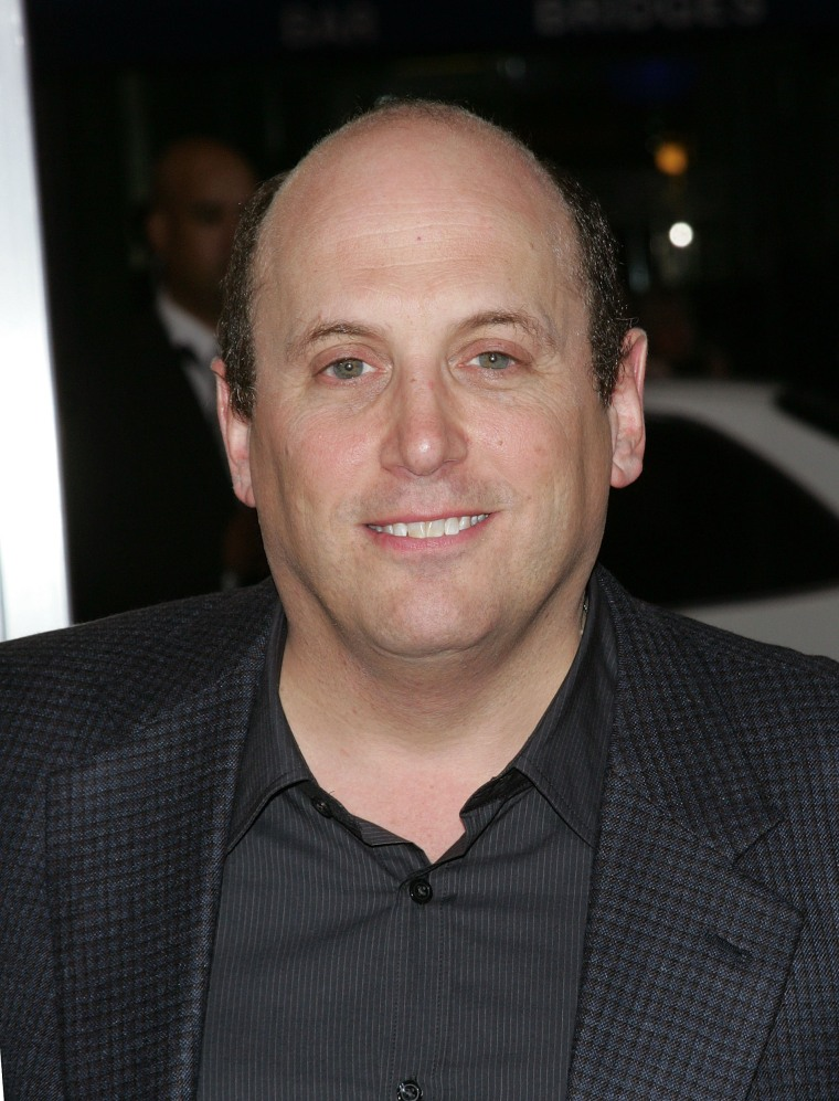 Image: Writer Kurt Eichenwald attends The Informant! New York premiere at the Ziegfeld Theatre on Sept. 15, 2009