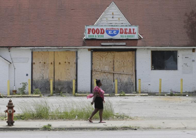 Image: East Cleveland