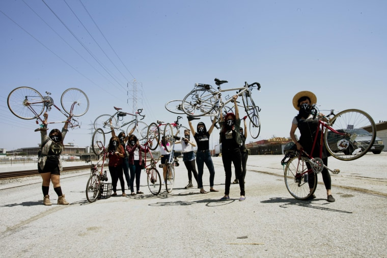 """""""Ovarian Psycos"""" has its broadcast premiere on Monday March 27 on PBS Independent Lens."""