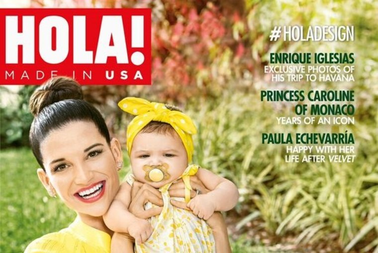 Hola April 2017 Cover - English