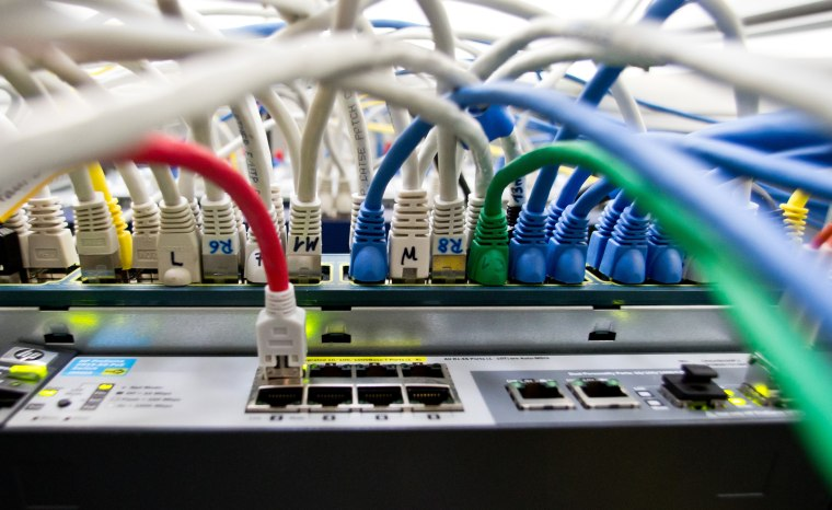 Image: ethernet cables