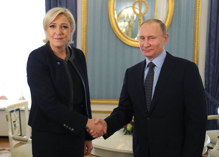 Image: TOPSHOT-RUSSIA-FRANCE-POLITICS-DIPLOMACY