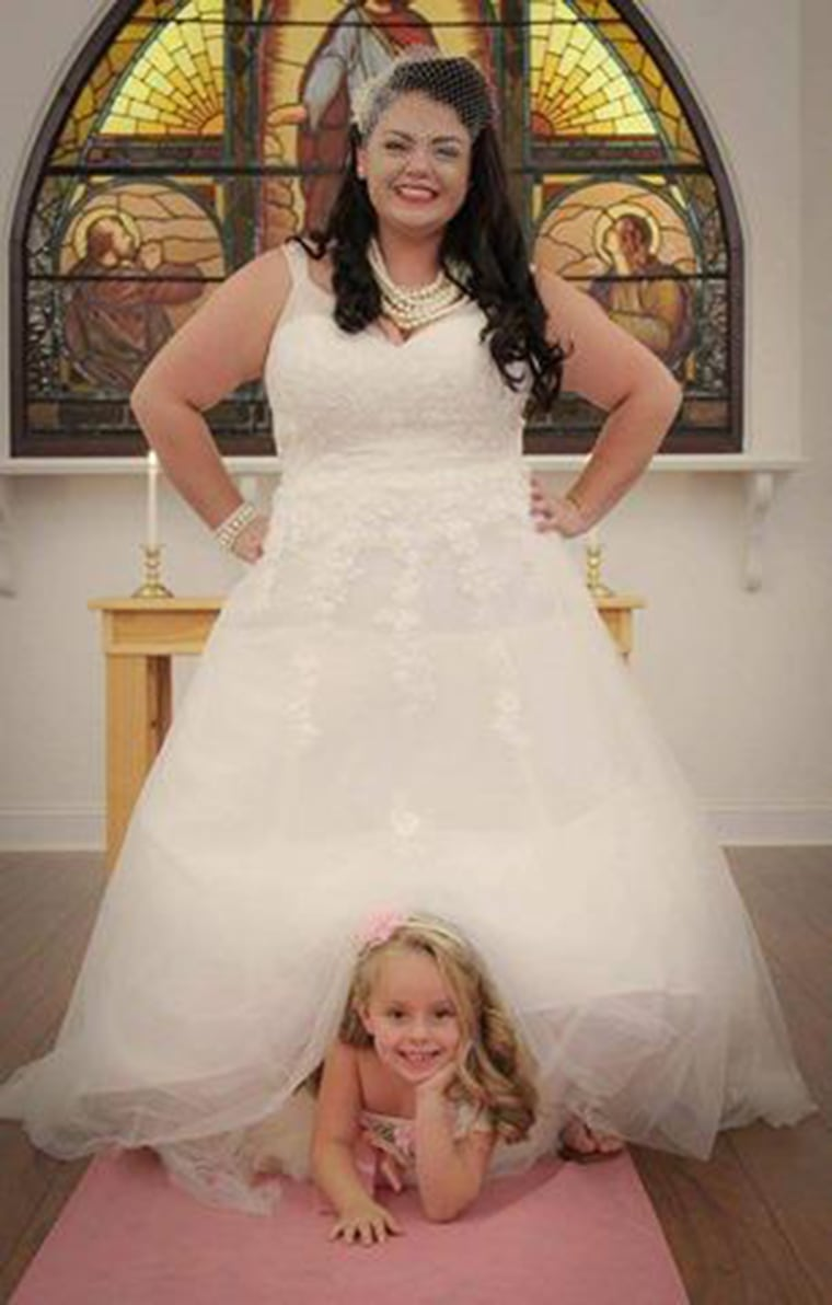Man donates his wife's wedding dress to charity by mistake