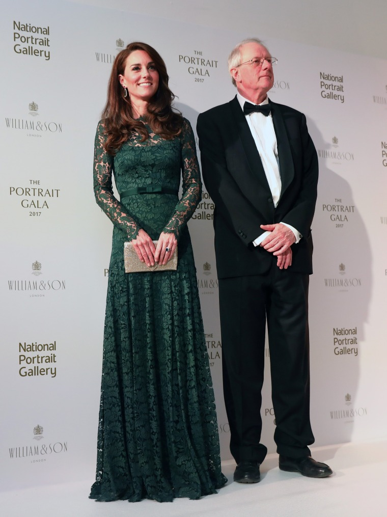 Former Kate Middleton, Duchess Of Cambridge