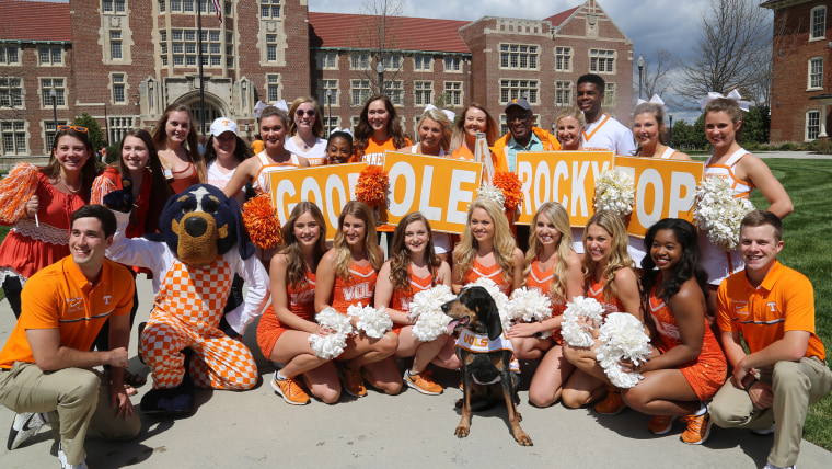 Rokerthon at U of Tennessee