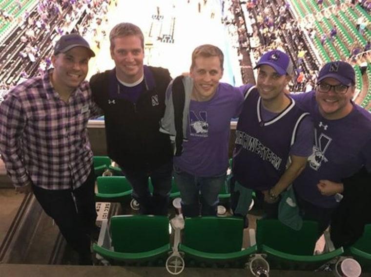 Scott Stump and friends