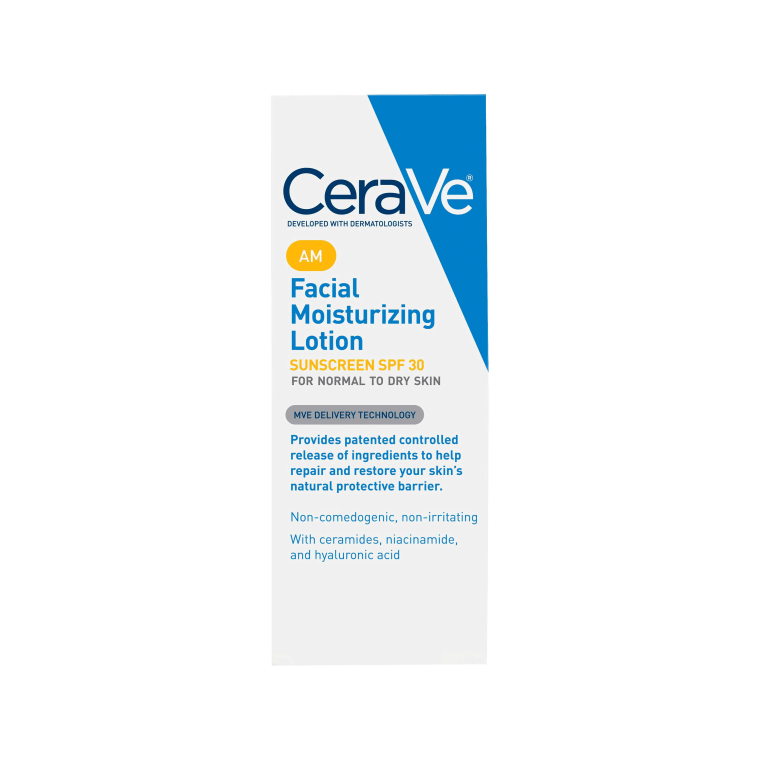 CeraVe Facial Moisturizing Lotion SPF 30