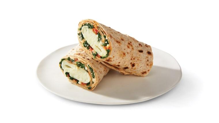 Starbucks Spinach, Egg White and Feta Sandwich