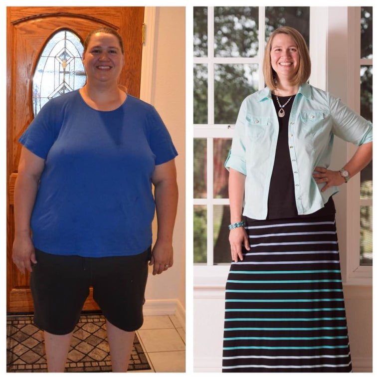 In only two years, Jessee Baldwin lost 165 pounds and hopes to lose more.
