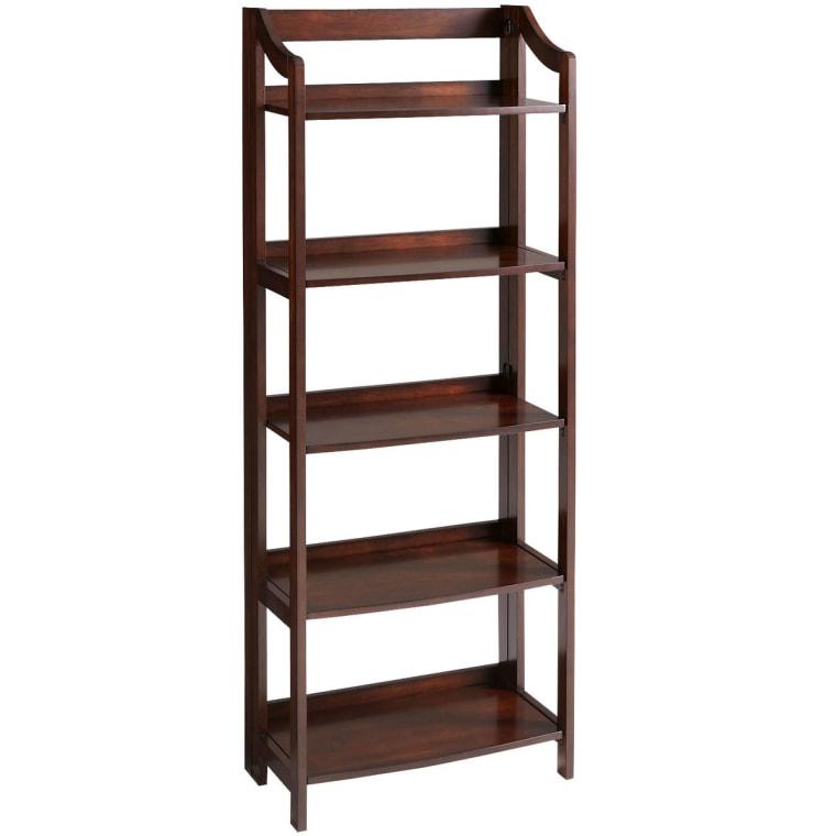 Tall Folding Shelf