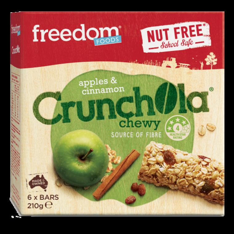 Freedom Foods Chewy Crunchola Granola Bar