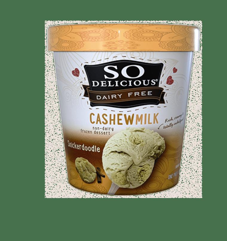 So Delicious Dairy Free Snickerdoodle