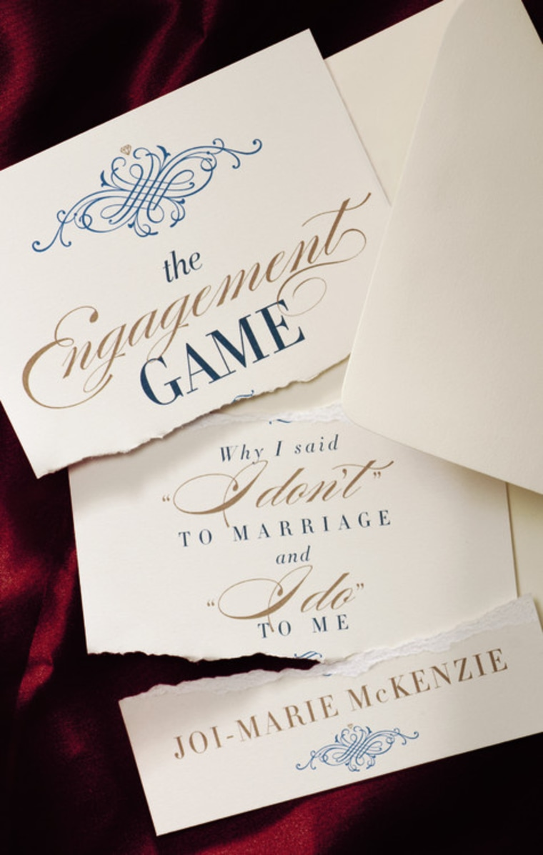"""The Engagement Game"" by Joi-Marie McKenzie"