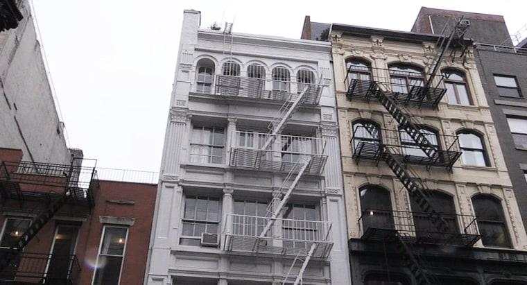 Image: 27 Howard St in Manhattan
