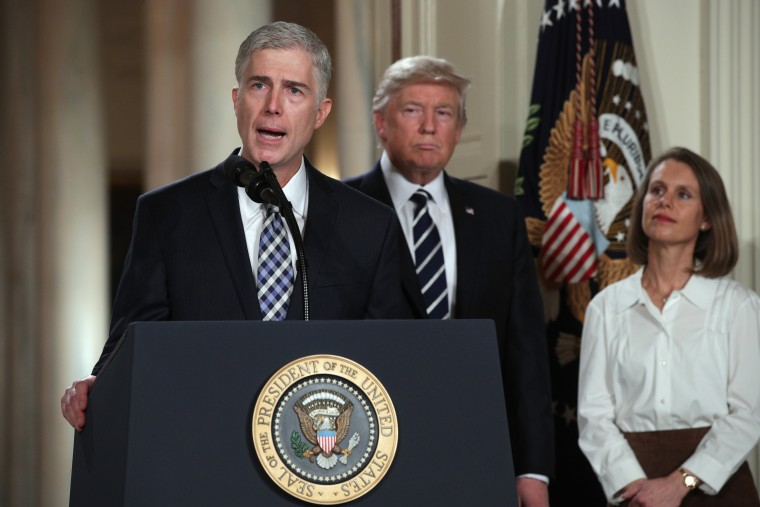 Image: President Trump Announces His Supreme Court Nominee
