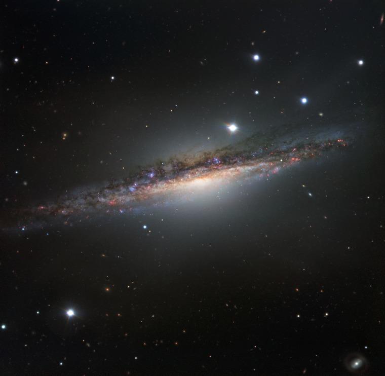 Image: SPACE-GALAXY-CETUS-NGC 1055