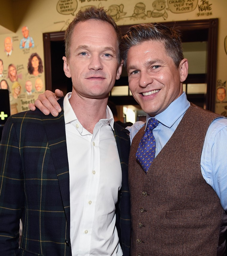 Neil Patrick Harris; David Burtka