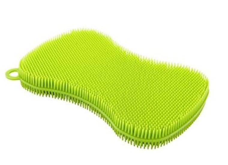 Silicone sponge