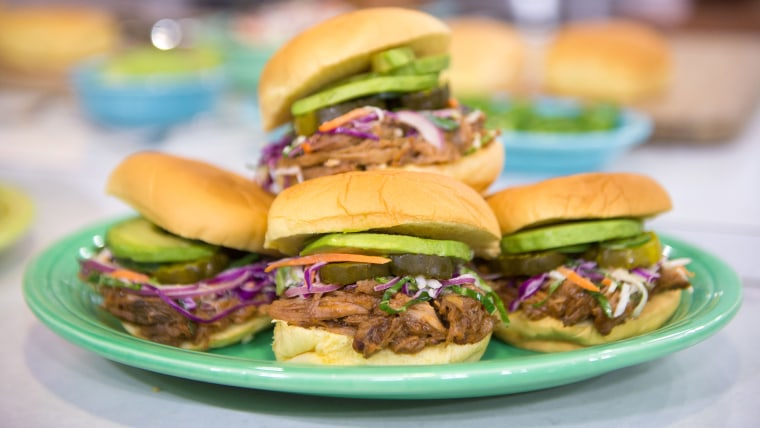 Siri Daly's Slow-Cooker Pulled Pork