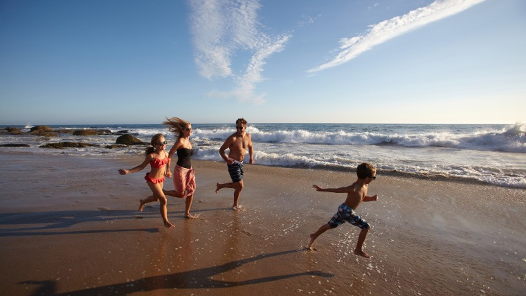 10 best beaches for families in the U.S.